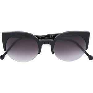 7761d2ef9dff0 RetroSuperFuture. Retrosuperfuture Lucia Sunglasses black